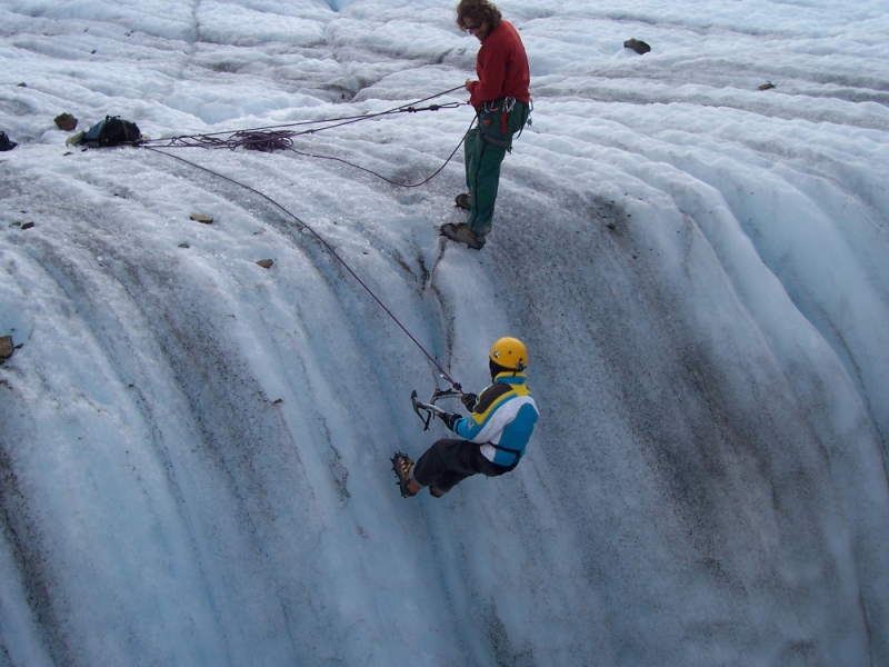 Ice Climbing for Kids