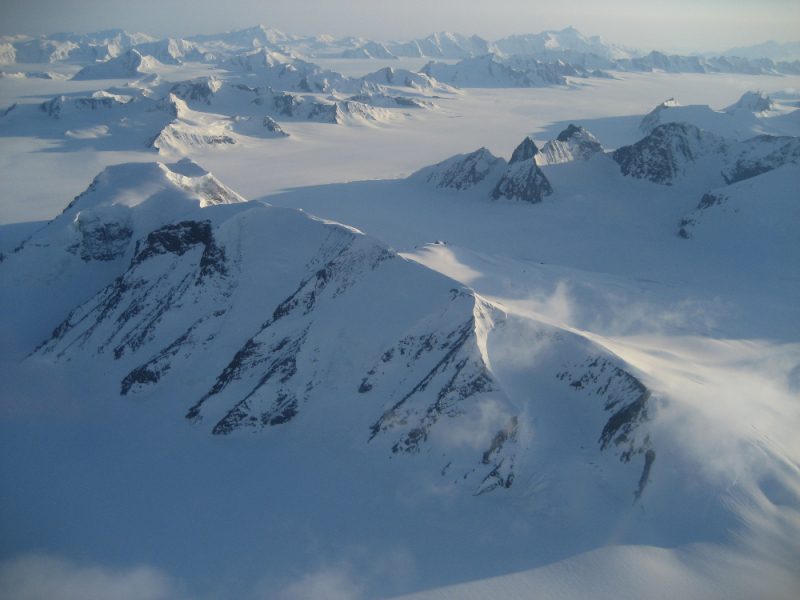 The Bagley Icefield
