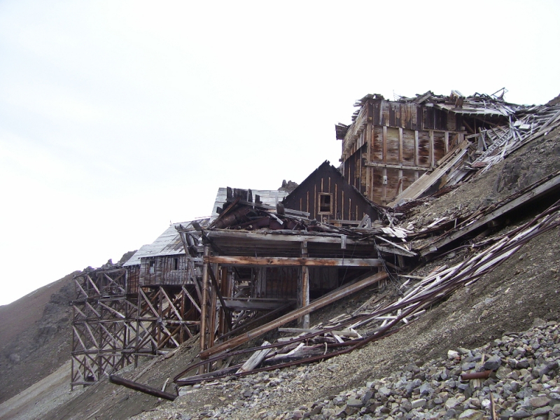 Day hike to Bonanza Mine