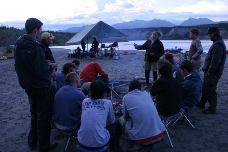 Chitina River Camp