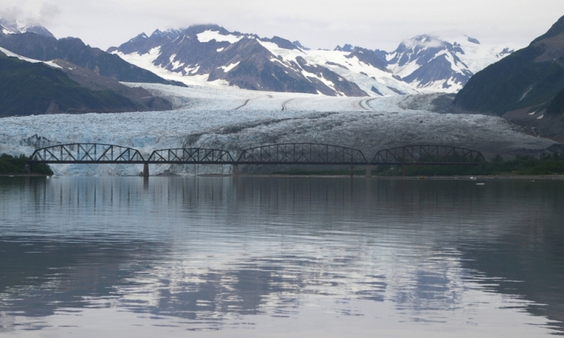 Million Dollar Bridge Alaska