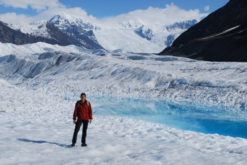 Root Glacier Hiking