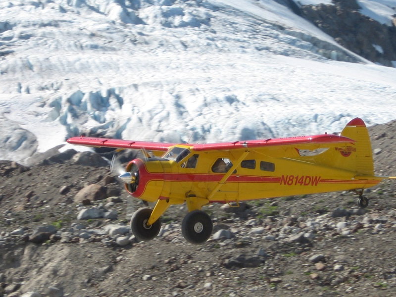 Backcountry Wilderness Flight