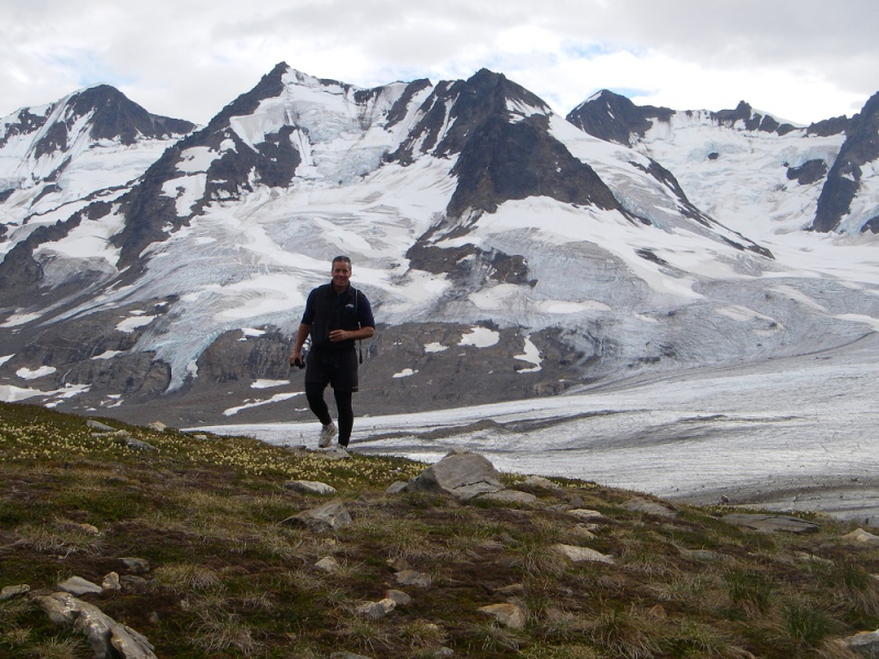 Alaska Backcountry Hiking