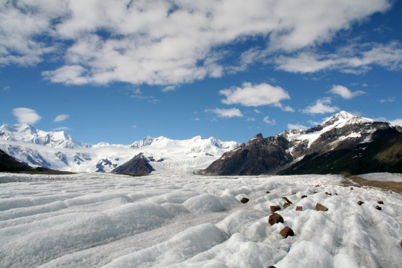 Kennicott Glacier Hiking