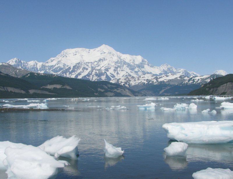 St Elias and Icy Bay