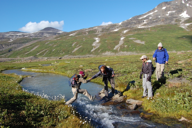 Guided Alaska Hiking Trip