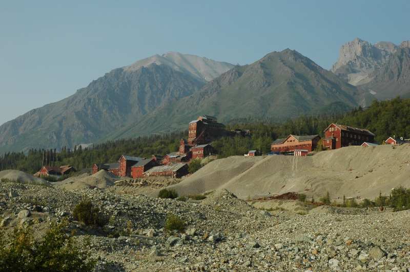 Kennecott Alaska