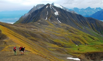 backpacking in wrangell st elias national park