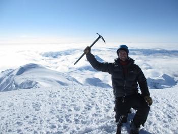 mt bona alaska summit