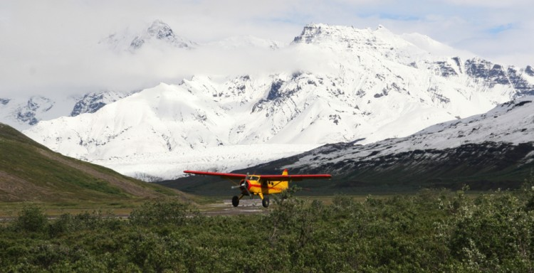 Alaska Fly In HIkes