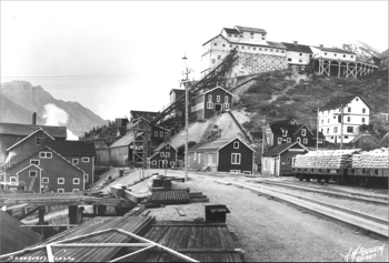 kennecott history