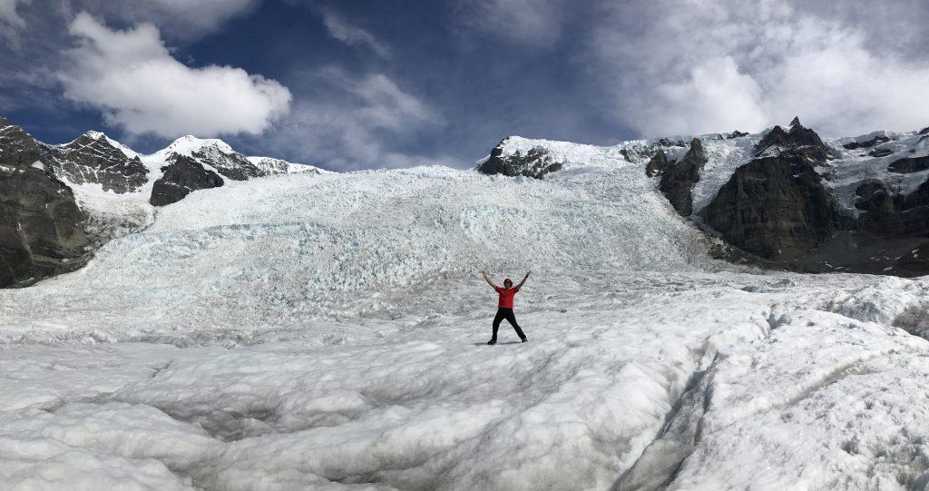 alaska glacier stoke