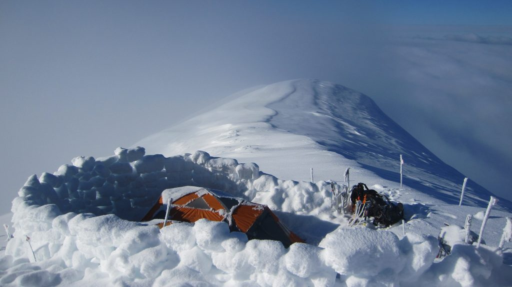 alaska mountaineering camp
